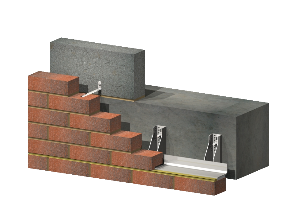 Type 1 Masonry Support System