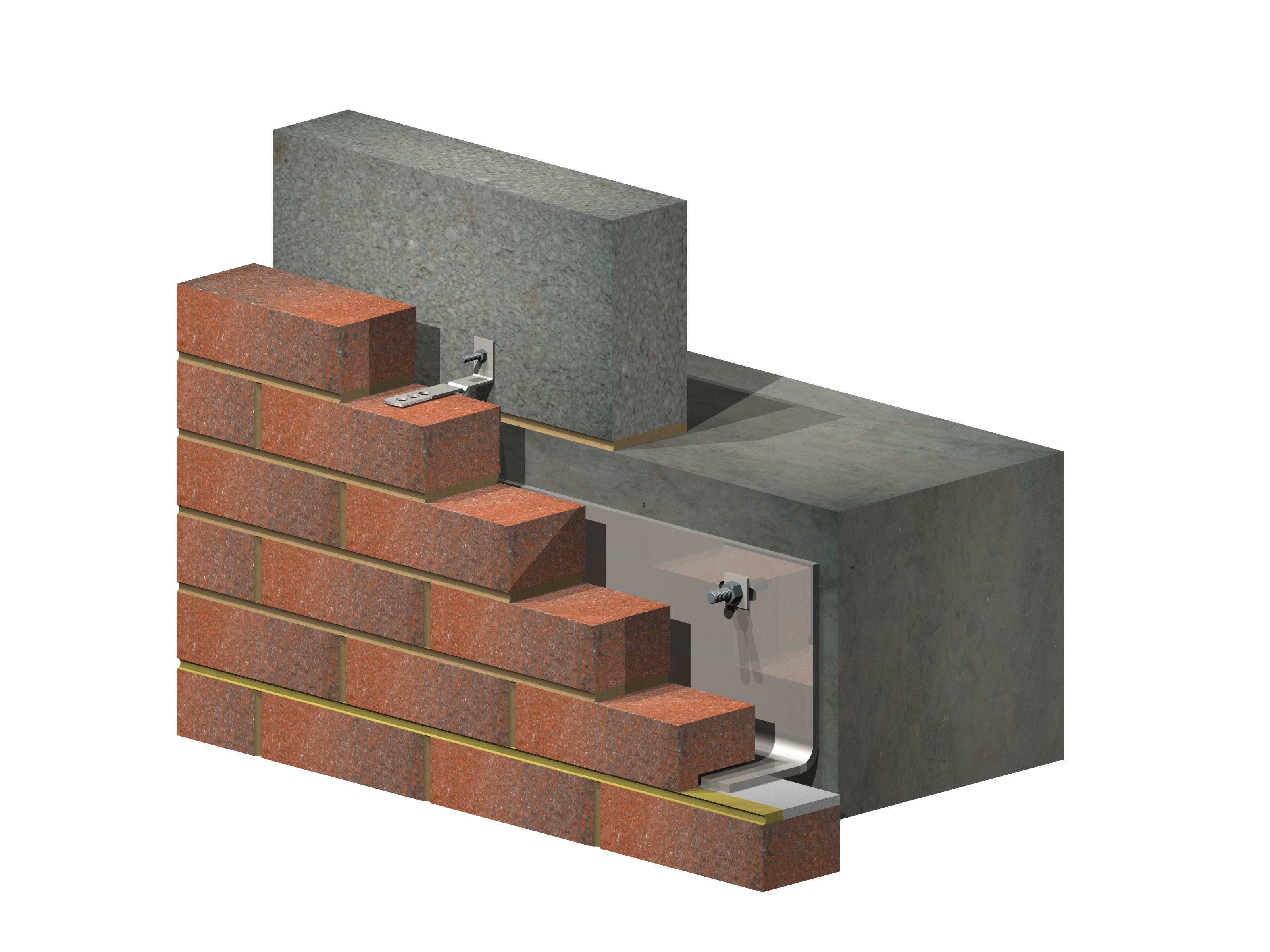 Type 2 Masonry Support System